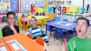 We Time Traveled Back To Kindergarten (Ep. 1)