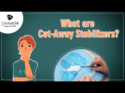 What are Cut-Away Stabilizers?