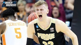 Purdue vs Tennessee Game Highlights - March 28, 2019 | 2019 NCAA March Madness Sweet 16