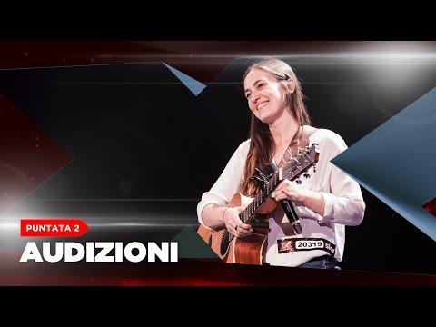 "Veronica Marchi canta  ""Walk""  a X Factor"