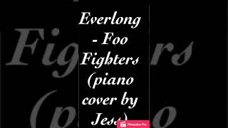 Everlong - Foo Fighters (piano cover)