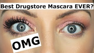 Best Drugstore Mascara EVER | Oh My Goodness