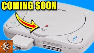PS1 And 2 Other Classic Consoles Relaunched In 2018 (Sony ...