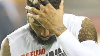 Odell Beckham Jr. explains his frustrations in not getting the ball