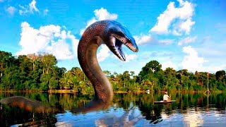 UNSOLVED Mysteries Of The Amazon!