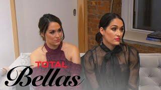 John Cena & Nikki Bella Aren't Writing Their Own Vows | Total Bellas | E!