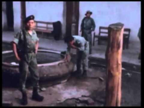Reportaje Tiempos de Guerra en Guatemala entrevistando al candidato Otto Perez Molina Parte2.wmv