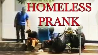 How To Feed the Homeless - PRICELESS!