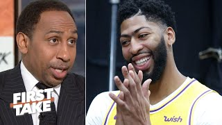Pelicans' fans have a right to boo Anthony Davis – Stephen A. | First Take