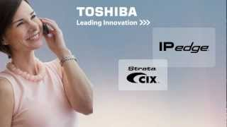 telecommunications toshiba ip edge/