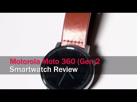 Motorola Moto 360 (Gen 2) Review