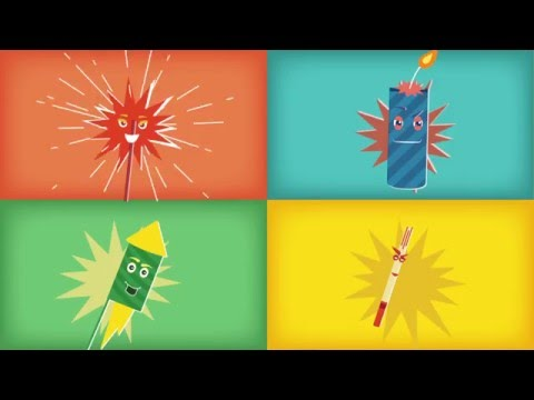 Fireworks injuries have more than doubled in recent years. The American Academy Ophthalmology shares the blinding truth about fireworks, to remind the public that consumer fireworks are never safe.