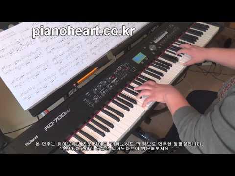 아이유(IU) - 금요일에 만나요(Friday) 피아노 연주,RD-700NX