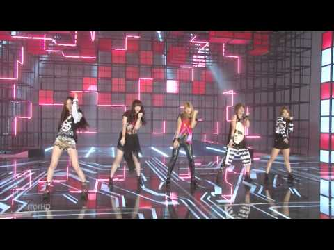 f(x) - Electric Shock mirrored Dance ver.