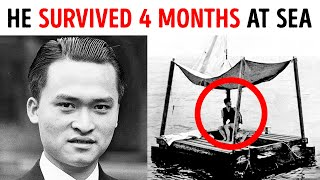 They Found a Man at Sea But How He Survived Is Shocking