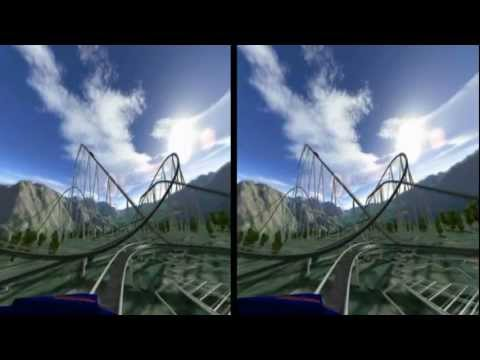 3D Rollercoaster: Ultimate 4 (No Limits Simulator)