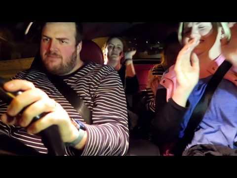 Carpool Karaoke - Happy Fathers Day Daddy Cool