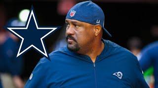 ✭The Dallas Cowboys New RB Coach Skip Peete