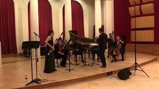 Carnegie Mellon Baroque Ensemble - Vivaldi: Bassoon Concerto in F Major RV 485