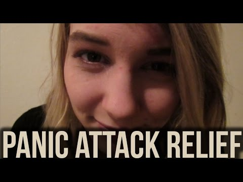 [BINAURAL ASMR] Panic Attack Relief (ear-to-ear whispering, personal attention, scalp touching)
