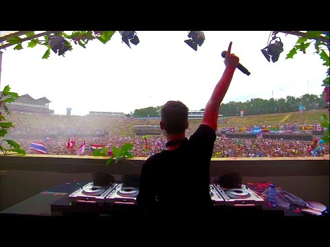 Dyro live at Tomorrowland 2014