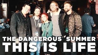 The Dangerous Summer - This Is Life (Official Music Video)
