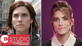 Allison Williams: How Perspective Keeps 'The Perfection' Unpredictable & Shocking | In Studio