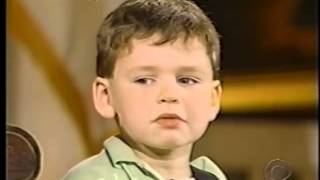 Kids Say The Darndest Things - Gabe Goodman with Bill Cosby