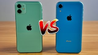 iPhone 11 vs iPhone XR - The One YOU should Buy!