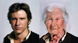 FaceApp Star Wars Characters