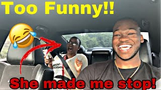Doing Uber In My Dodge Charger Hellcat Prank 😂😂😂 **BEST REACTION EVER**