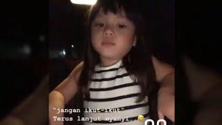 Gempi Marahin Koneng Karna Ikut ikutan Nyanyi & Ga Boleh Mainan Jarum...