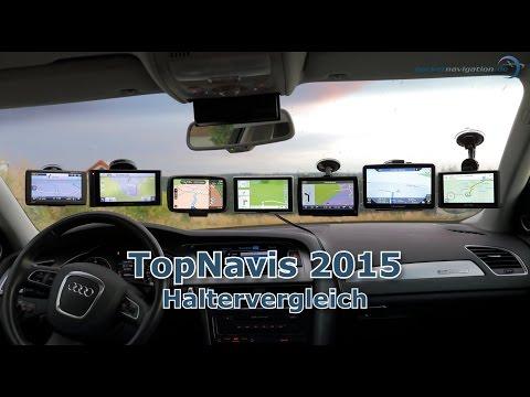 Top Navi Test: 7 Geräte im Vergleich - Die Halter