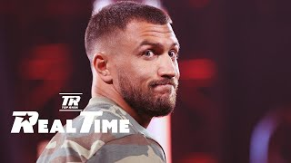 Behind-the-Scenes with Loma and Lopez at the Final Press Conference | Real Time EP. 2