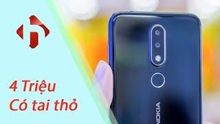 4 Triệu Mà Có Tai Thỏ, Cấu Hình Khủng, Camera Cực Đỉnh   Nokia X6 Vô Đối | HungMobile