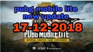 pubg mobile lite game update release date | pubg mobile lite update new map