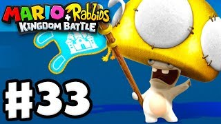 Ultra Challenge Pack DLC! - Mario + Rabbids Kingdom Battle - Gameplay Walkthrough Part 33