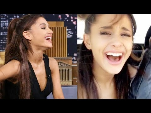 Try Not To Laugh w/ Ariana Grande