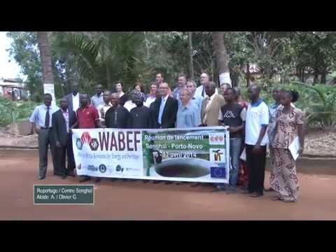 LANCEMENT WABEF AU CENTRE SONGHAI