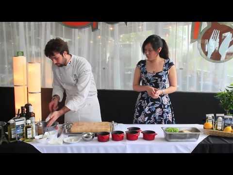 BPTV: Episode 1 - Nutridos Healthy Recipe - Avocado Pasta Salad