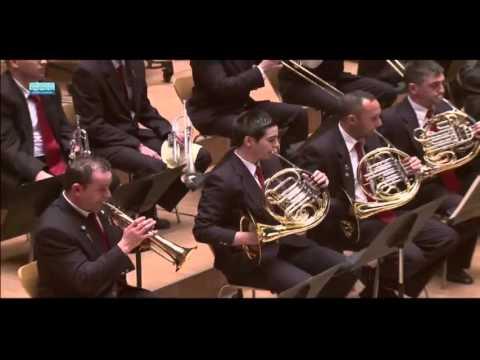 SOCIEDAD MUSICAL EL ARTE DE SINARCAS, 'La venta de los gatos (intermedio)', de José Serrano