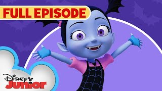 Going Batty 🦇 / Scare B&B 👻 | Full Episode | Vampirina | Disney Junior