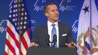 Governor Eric Greitens at RJC Annual Leadership Meeting