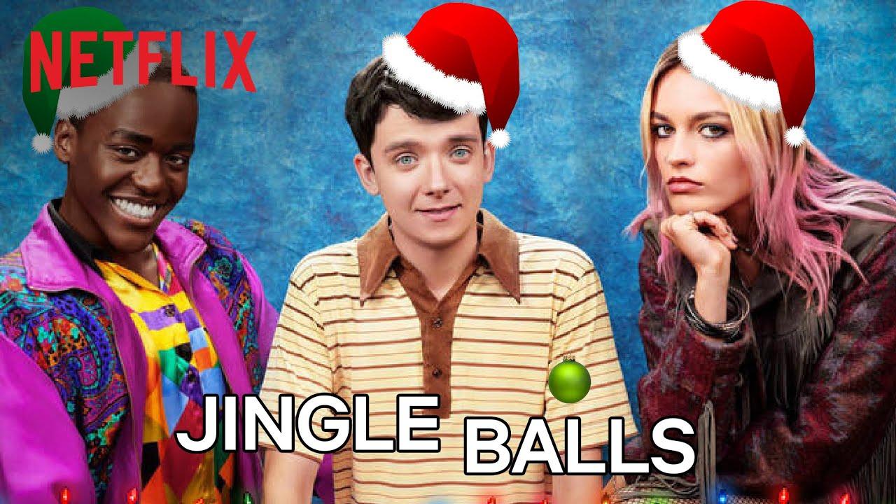 "Sex Education Sings ""Jingle Balls"" | Autotune Christmas | Netflix"