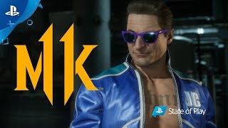 Mortal kombat 11 :  bande-annonce