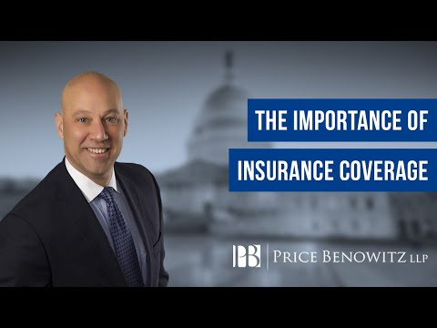 Washington D.C. Personal Injury Lawyer John Yannone discusses the importance of insurance coverage. If you have been injured due to the negligence of another, it is important to contact an experienced DC injury lawyer as soon as possible. A DC injury lawyer will be able to review the facts and circumstances of your potential matter, and help you to obtain the compensation that you deserve.