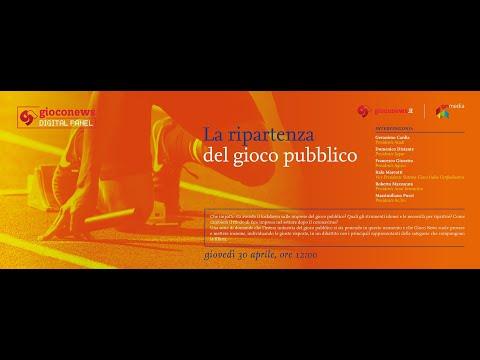 Gioco News Digital Panel: 'La ripartenza del gioco pubblico'