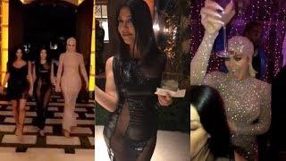 Kourtney Kardashian's 40th Birthday Party