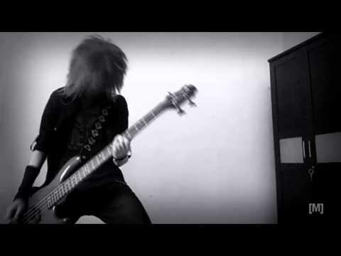 The GazettE - Pledge (Bass Cover by Mukki)