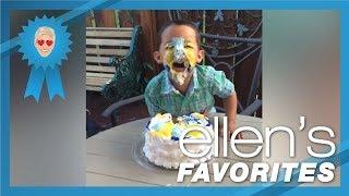 Ellen's Favorite Birthday Fails